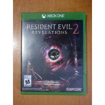 Resident Evil Revelations 2 Para X-box One