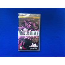 Vendo... Final Fantasy Ii ... Para Psp ...