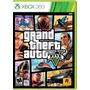 Grand Theft Auto V Gta 5 Para Xbox 360