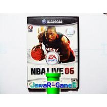 Nba Live 06 2006 - Nintendo Gamecube - Gc - Wii - Ea Sports