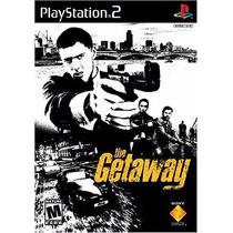 The Getaway Ps2 Videojuego Completo Excelente Estado