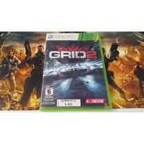 Grid 2 Seminuevo Xbox 360 En Igamers