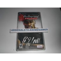 Psp 50 Cent: Bulletproof G Unit Edición