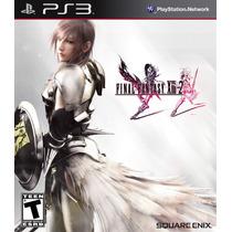 Final Fantasy Xiii 2 Ps3 Master_games