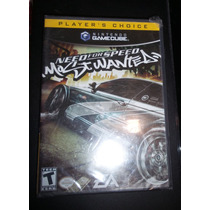 Need For Sped Most Wanted Nuevo Sellado Gamecube /wii