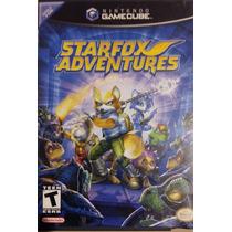 Starfox Adventures Para Nintendo Gamecube Seminuevo