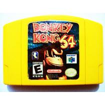 Donkey Kong 64 N64 - Nintendo 64