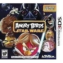 Angry Birds Star Wars Sellado Y Nuevo