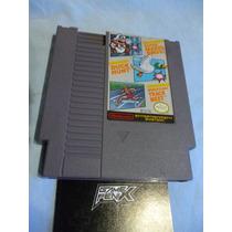 Super Mario Bros & Duck Hunt & Track Para Nes. By Nintendo