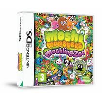 Moshi Monsters Moshling Zoo (nintendo Ds) Nuevo / Original