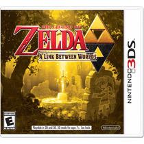 The Legend Of Zelda A Link Between Worlds - 3ds Fgk Msi