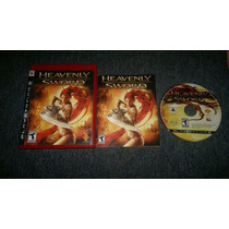Heavenly Sword Completo Para Play Station 3,excelente.
