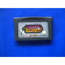 Megaman Battle Network 3 White Orig Para Tu Game Boy Advance