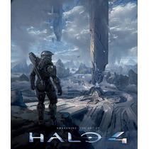 Awakening: The Art Of Halo 4, Libro De Arte Artbook