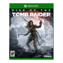 °° Rise Of The Tomb Raider Para Xbox One °° En Bnkshop
