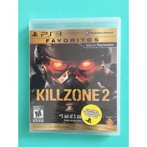 Killzone 2 Ps3 Nuevo Sellado