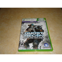 Tom Clancys Ghost Recon Future Soldier Xbox 360 +++