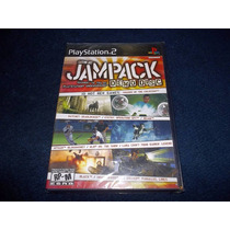 Jampack 14 Playstation 2 Ps2 Juego Demos Original Americano