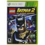 Lego Batman 2: Dc Super Heroes Xbox360 Nuevo