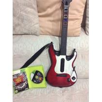 Guitarra Guitar Hero Warriors Of Rock Xbox 360