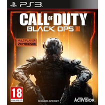 Call Of Duty Black Ops 3 Ps3 Playstation 3 Cod Black Ops 3