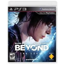Beyond Two Souls Ps3 + Bound By Flames+ Might Magic Fast