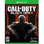 Call Of Duty Black Ops Iii Xbox One Nuevo Entrega Inmediata