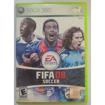 Fifa Soccer 08 Para Xbox 360