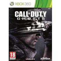 Call Of Duty Ghost Xbox 360 / Oferta / Entrega Inmediata!