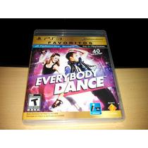 Everybody Dance 40 Hits Para Ps3 Como Nuevo