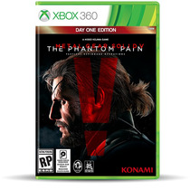 Metal Gear Solid V: The Phantom Pain.xbox 360 ¡gamers!