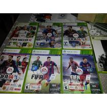 Fifa 16 Xbox 360 Seminuevo En Caja Originales Ea Sport Fifa
