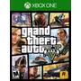 Grand Thef Auto V Xbox One