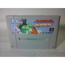 Super Baseball 2020 Nintendo Super Famicom Snes Sfc