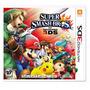 Super Smash Bros Para Nintendo 3ds Nuevo - Envío Inmediato!