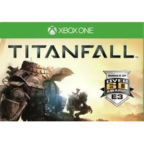 Titanfall Codigo Descargable Xbox One