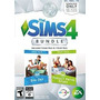 Los Sims 4 Bundle Day Spa & Perfect Patio Disco De Expansión