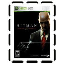 Hitman Blood Money Xbox 360 Nuevo Sellado Cdv