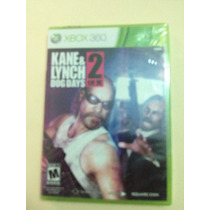 Kane And Lynch 2 Xbox 360