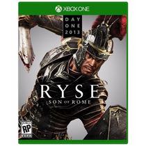 Buen Video Juego Ryse Of Rome Consola Microsoft Xbox One
