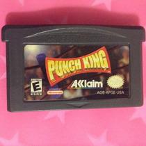 Punch King Game Boy Advance