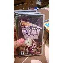 Death Jr Psp