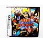 Naruto Shippuden Shinobi Rumble Nuevo - Nintendo Ds & 3ds Xl