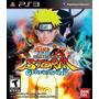 Naruto Ultimate Ninja Storm Generations Ps3 Nuevo Citygame