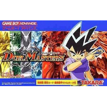 Duel Masters / Dm Sempai Legends Game Boy Advance Gba Gb Gbc