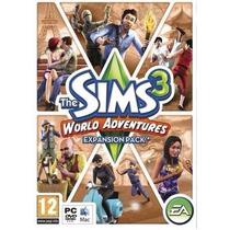 Pc/mac - Sims 3 World Adventure (acepto Mercado Pago Y Oxxo)