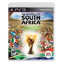 2010 Fifa World Cup South Africa Sellado Playstation 3
