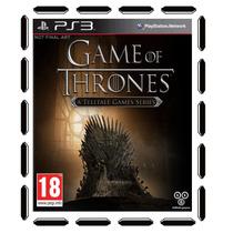 Game Of Thrones Ps3 Nuevo Sellado Central De Videojuegos