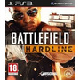 Battlefield Hardline Ps3 En Español + 2 Juegos Extras