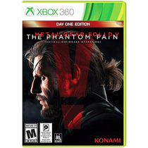 .: Metal Gear Solid V Phantom:. Para Xbox 360 En Start Games